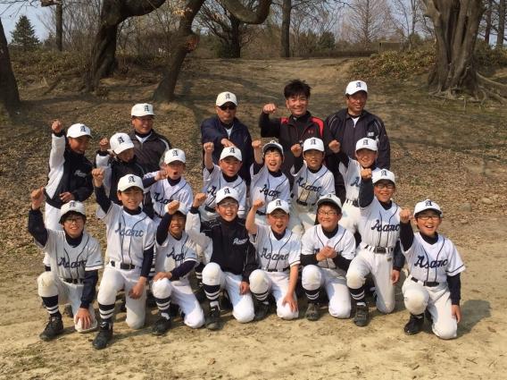 第23回 春季一宮北部少年野球大会 ベスト4進出!!!