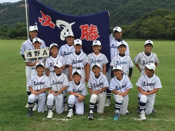 第31回中日旗争奪少年軟式野球犬山大会に参加しました!